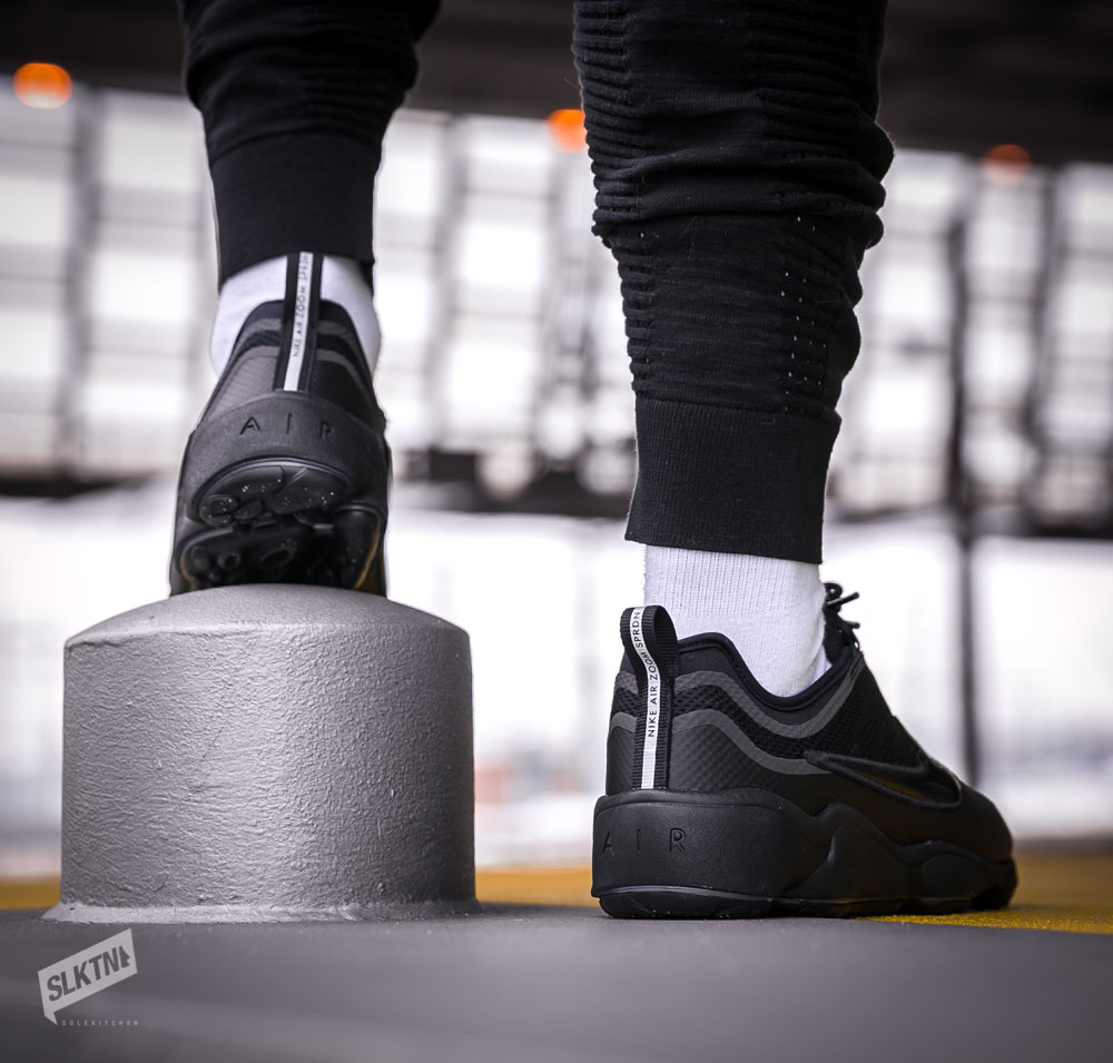"Nike Zoom Spiridon Ultra ""Black"""
