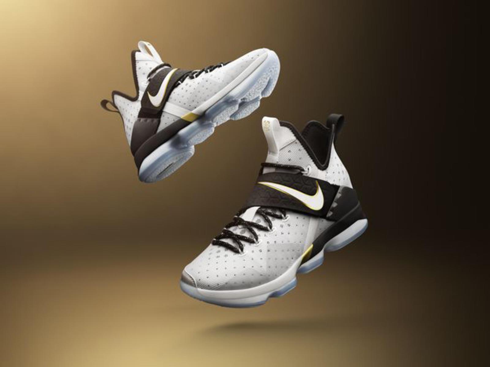 Nike LeBron 14 BHM