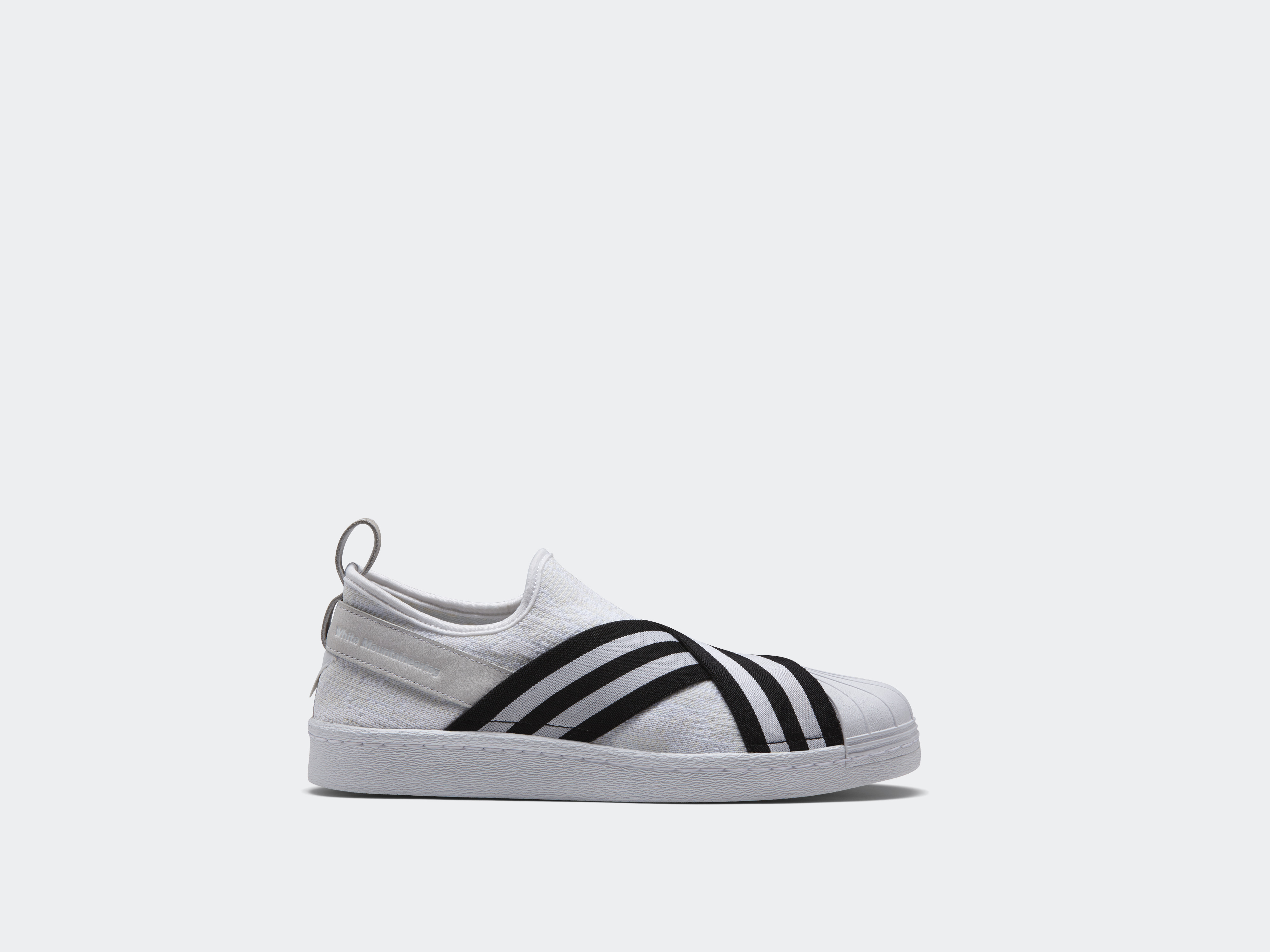 "White Mountaineering x adidas Superstar Slip-On ""Injection"" Pack"