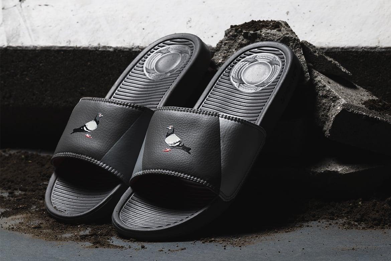 Staple Pigeon x SANDALBOYZ Slides