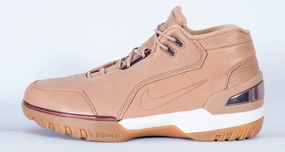 "Nike Air Zoom Generation ""Vachetta Tan"""