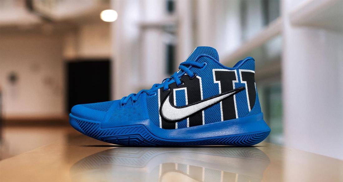 "Nike Kyrie 3 ""Duke"""