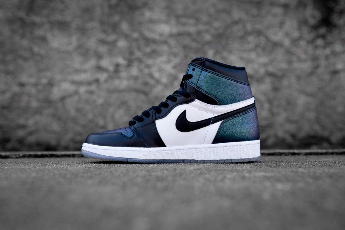 DS Nike Air Jordan 1 Retro High OG AS All Star Game Chameleon 907958-015 US95