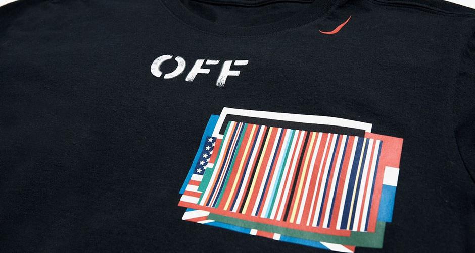 "Off-White x NikeLab ""EQUALITY"" Tee"