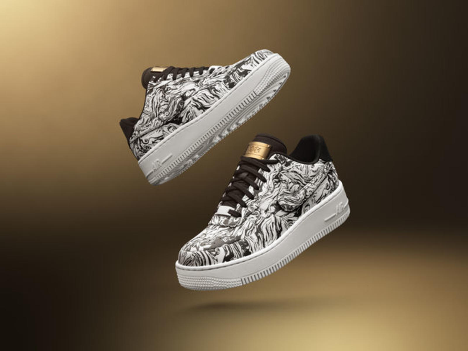 Nike WMNS Air Force 1 Upstep BHM