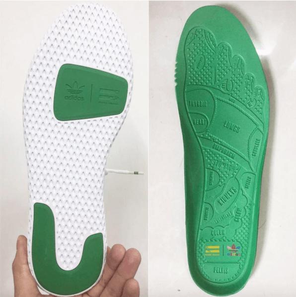 Pharrell x adidas Hu
