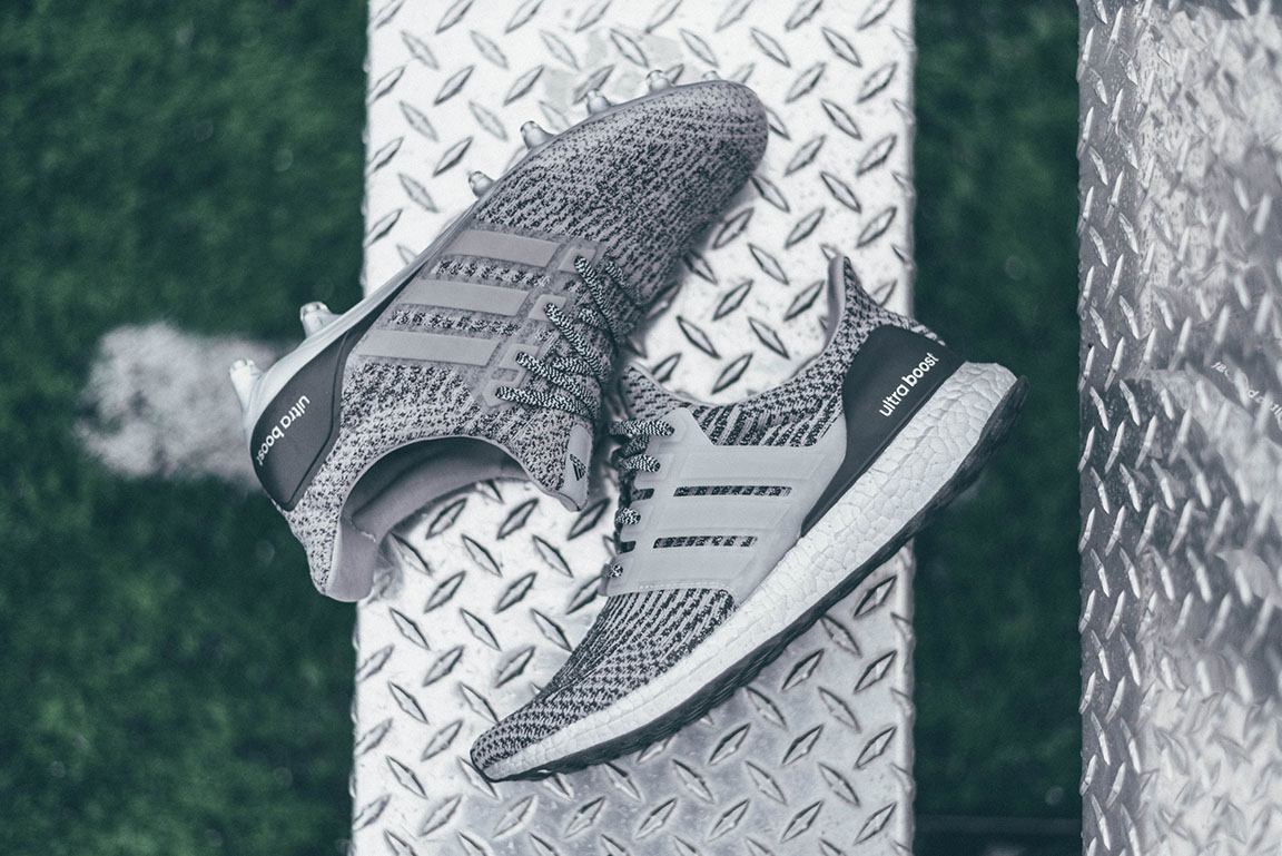 Adidas Ultra Boost Silver Pack Cleats
