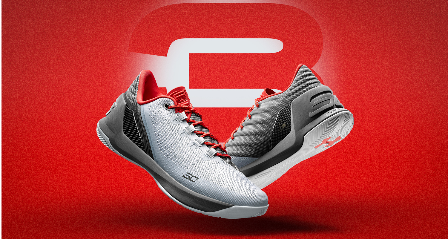 """Under Armour Curry 3 Low """"122"""""""