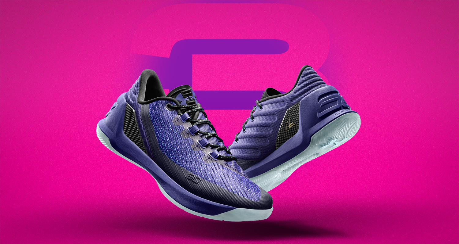 """Under Armour Curry 3 Low """"Dark Horse"""""""