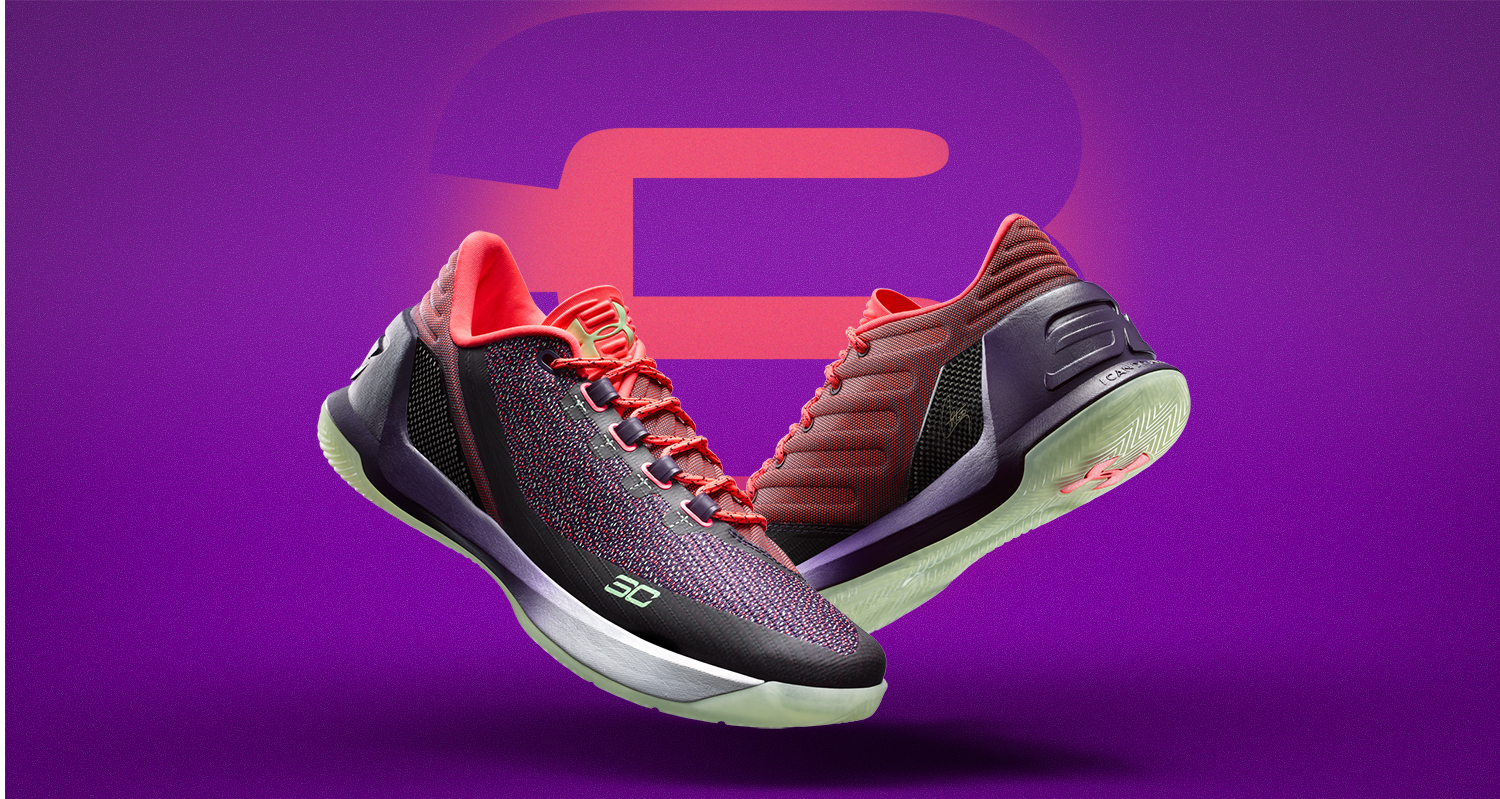 """Under Armour Curry 3 Low """"Full Circle"""""""