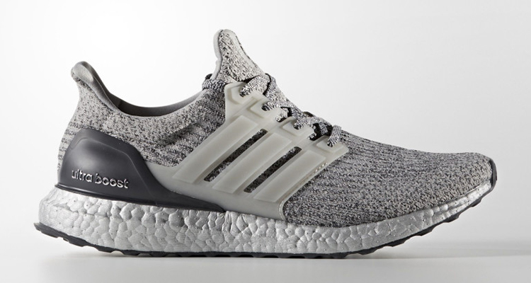 The Adidas Ultra Boost Quot Silver Pack Quot Is Available Now