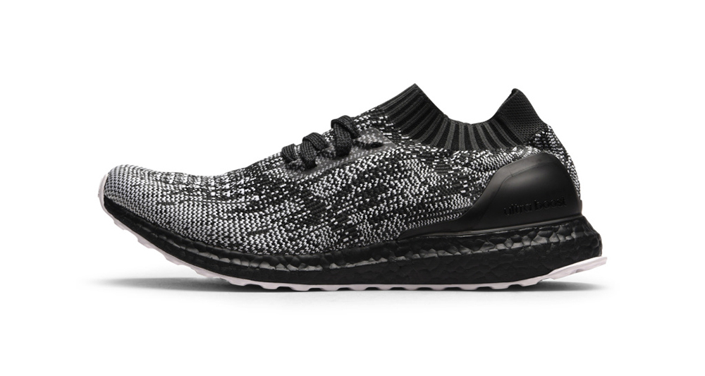adidas Ultra Boost Uncaged Black/White