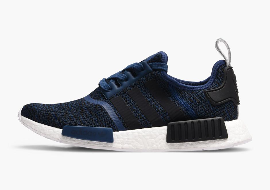 Adidas Nmd R1 Mystic Blue Release Date Nice Kicks