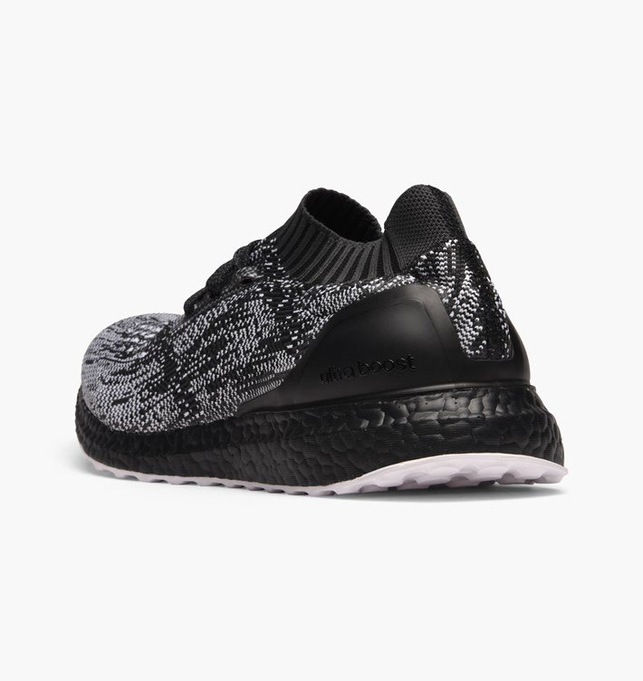 Adidas Ultra Boost Uncaged Black And White