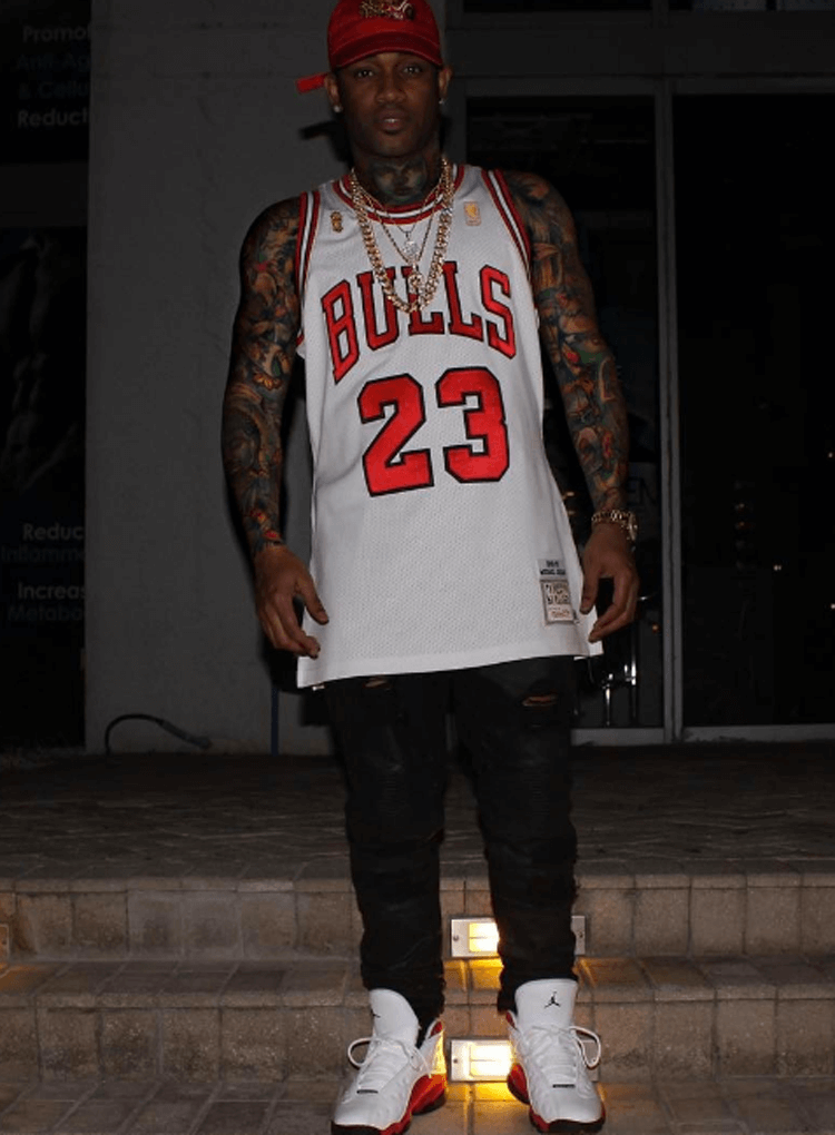 Conceited in the Air Jordan 13 White/Red-Black