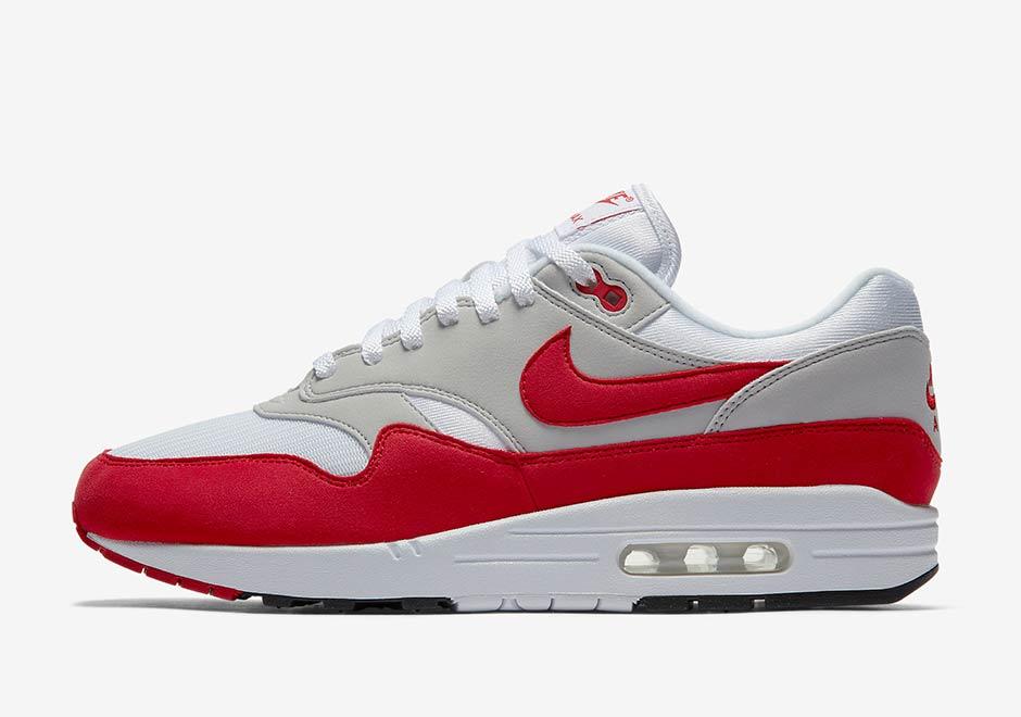 "Nike Air Max 1 OG ""Sport Red"""
