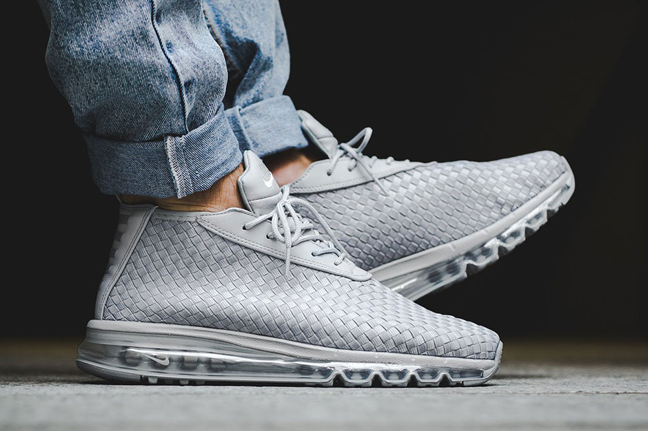 Nike Air Woven Chukka Gets Updated with Air Max Technology