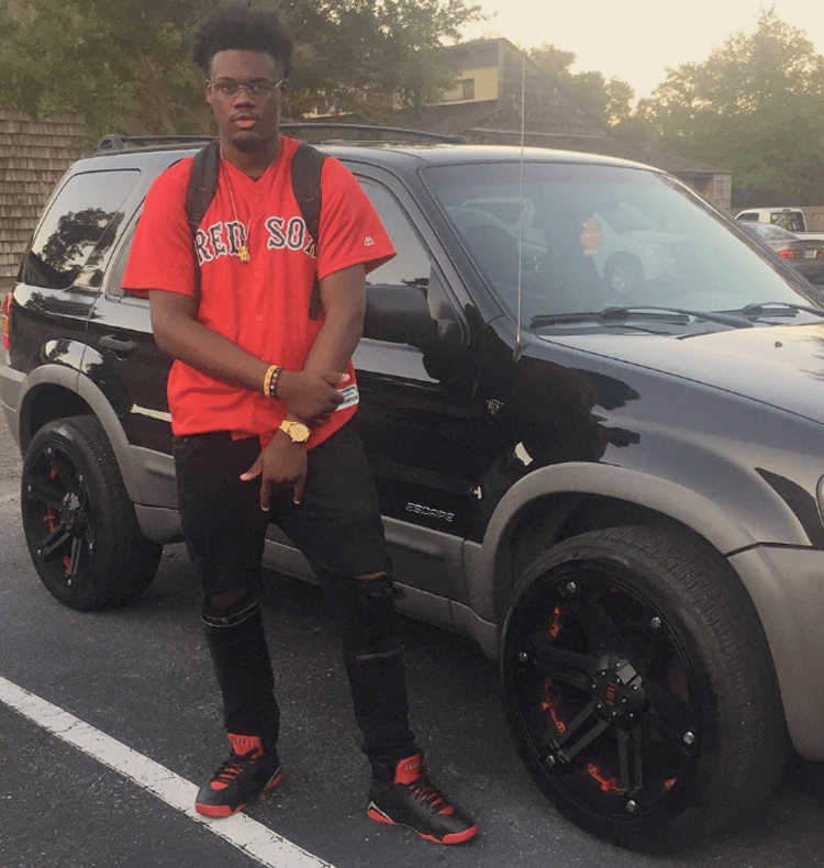 "Ugly God in the Air Jordan 7 ""Marvin the Martian"""