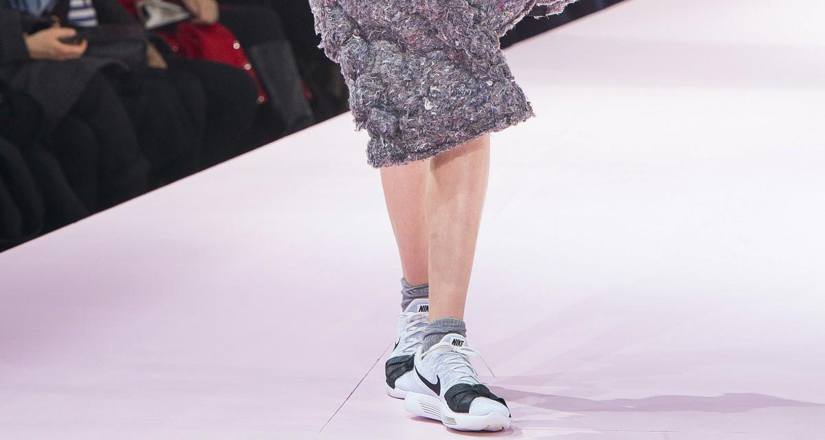 COMME des GARÇONS x Nike LunarEpic Flyknit