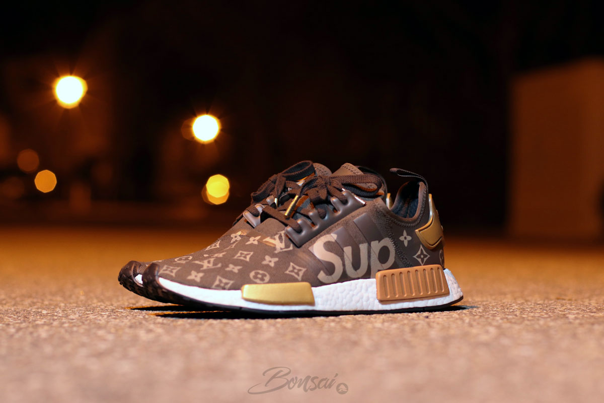 Cheap LV X NMD R1 Shoes For Sale Buy Adidas Boost Online