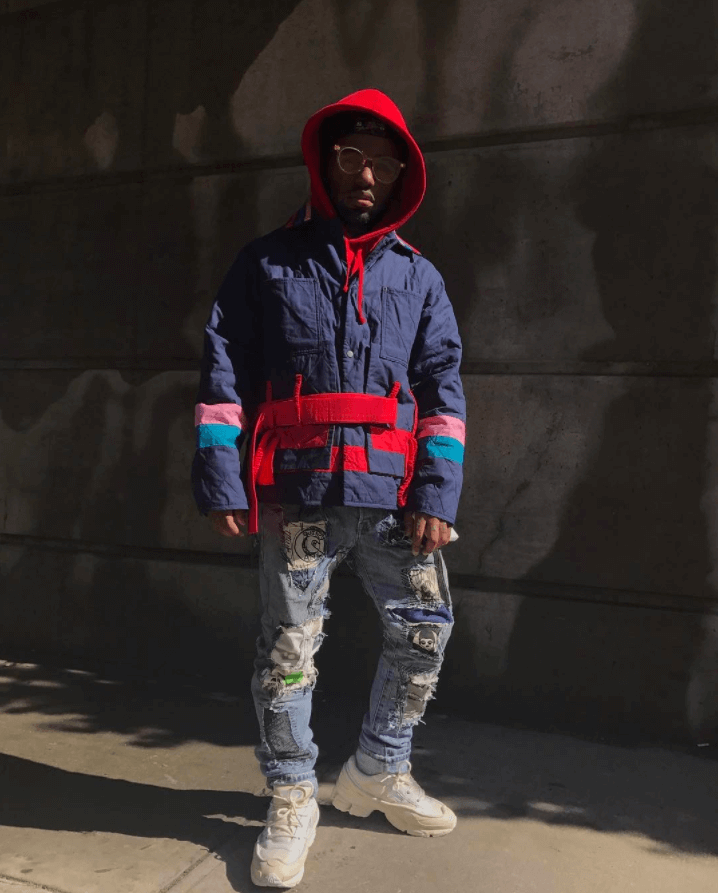 "MadeinTYO in Adidas Raf Simons Ozweegos 2 ""Bunny"""