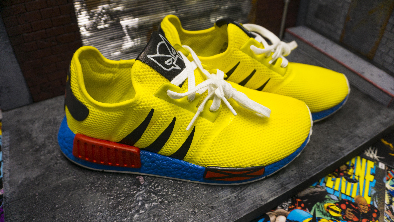"adidas NMD R1 ""Wolverine"" Custom by Dank Customs"