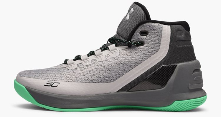 """Under Armour Curry 3 """"Grey Matter"""""""
