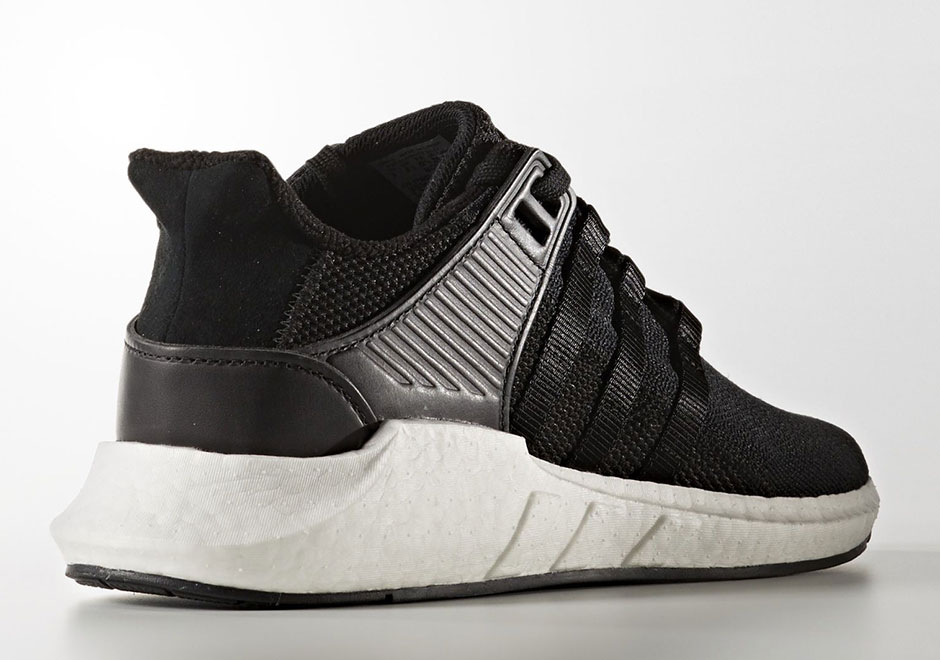 adidas EQT Support 93/16 Boost Green Black