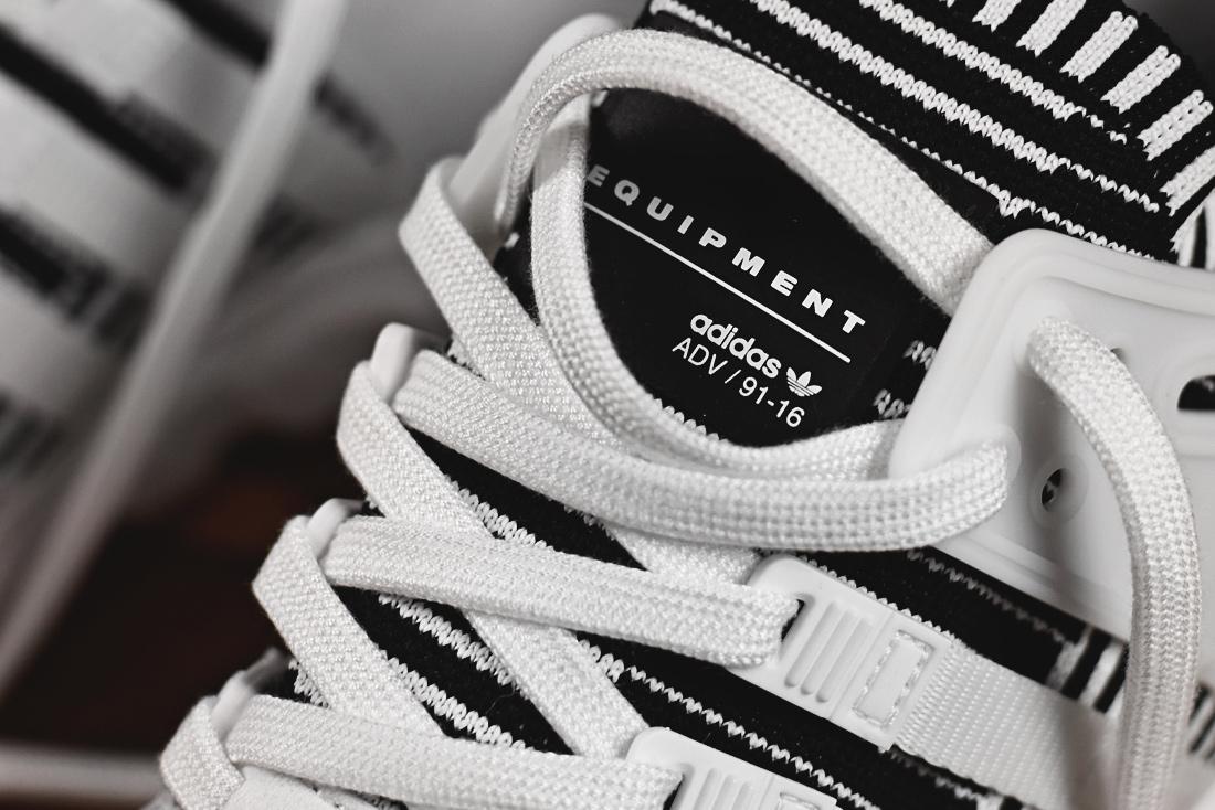"""adidas EQT Support ADV """"Zebra"""""""