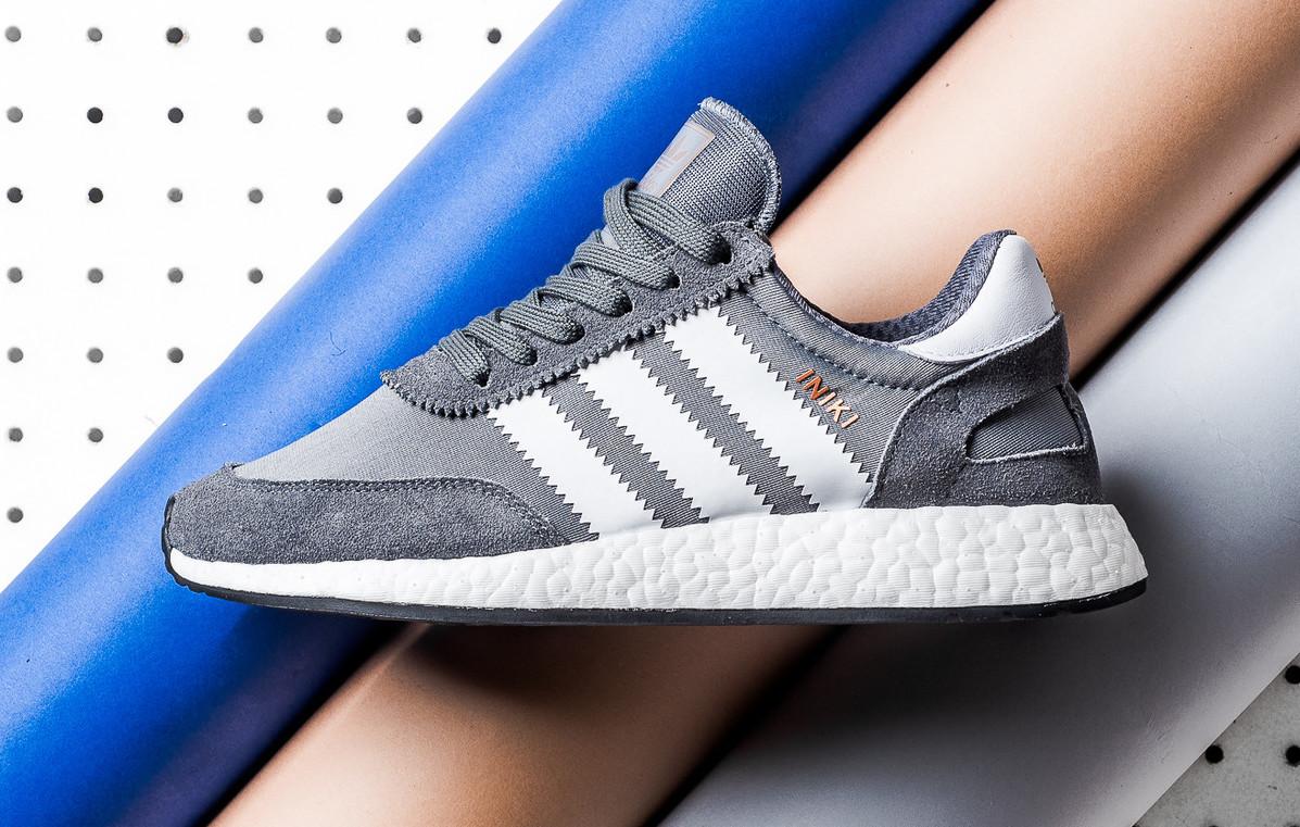 "adidas Ininki Runner Boost ""Grey"""