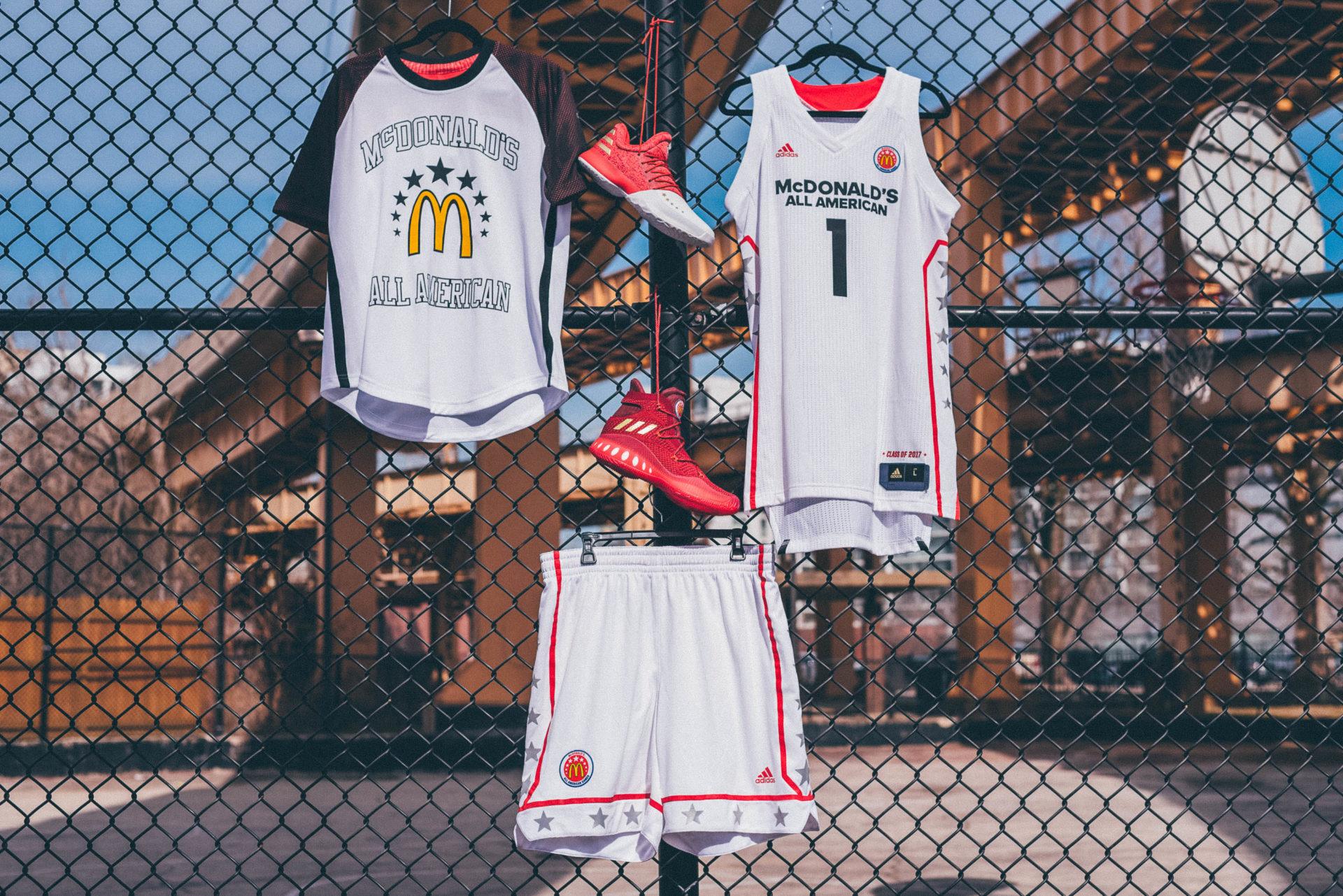 adidas 2017 McDonald's All-American Game