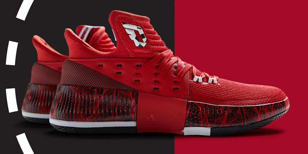 "adidas Dame 3 ""Louisville"""