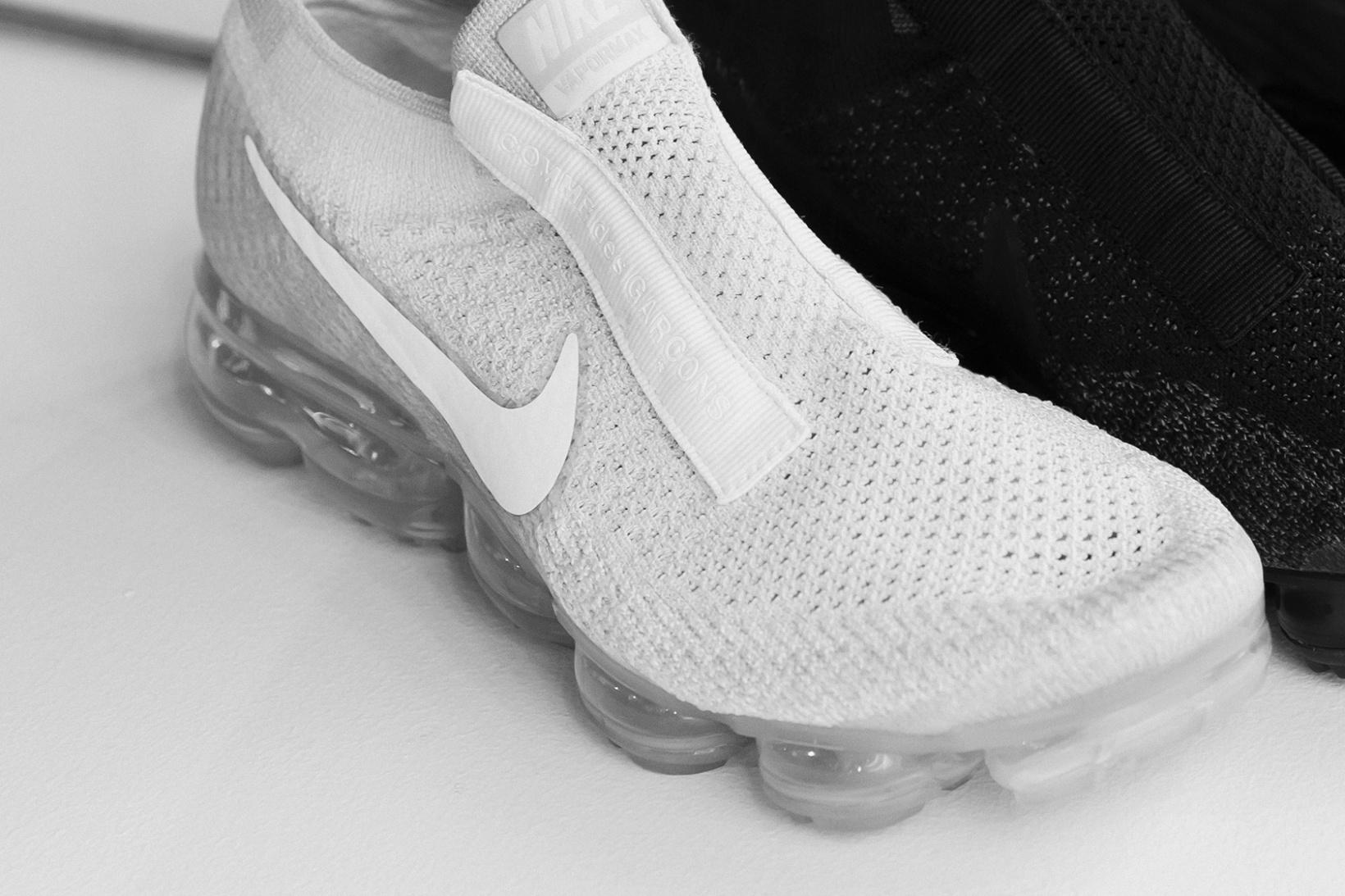 COMME des GARÇONS x NikeLab Vapormax