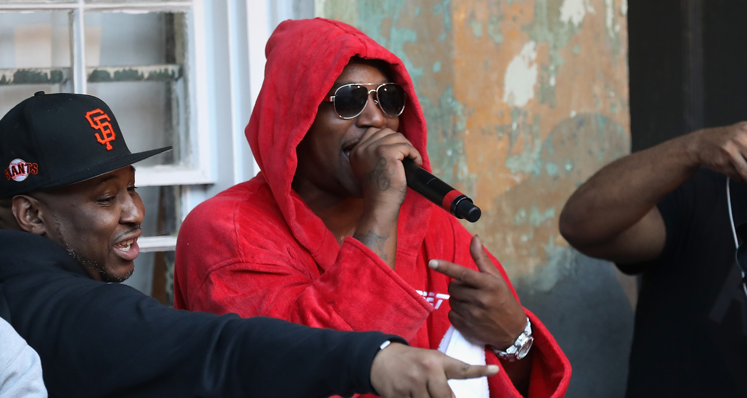 Interview // Cam'ron Has a New Reebok Classic Collab Coming