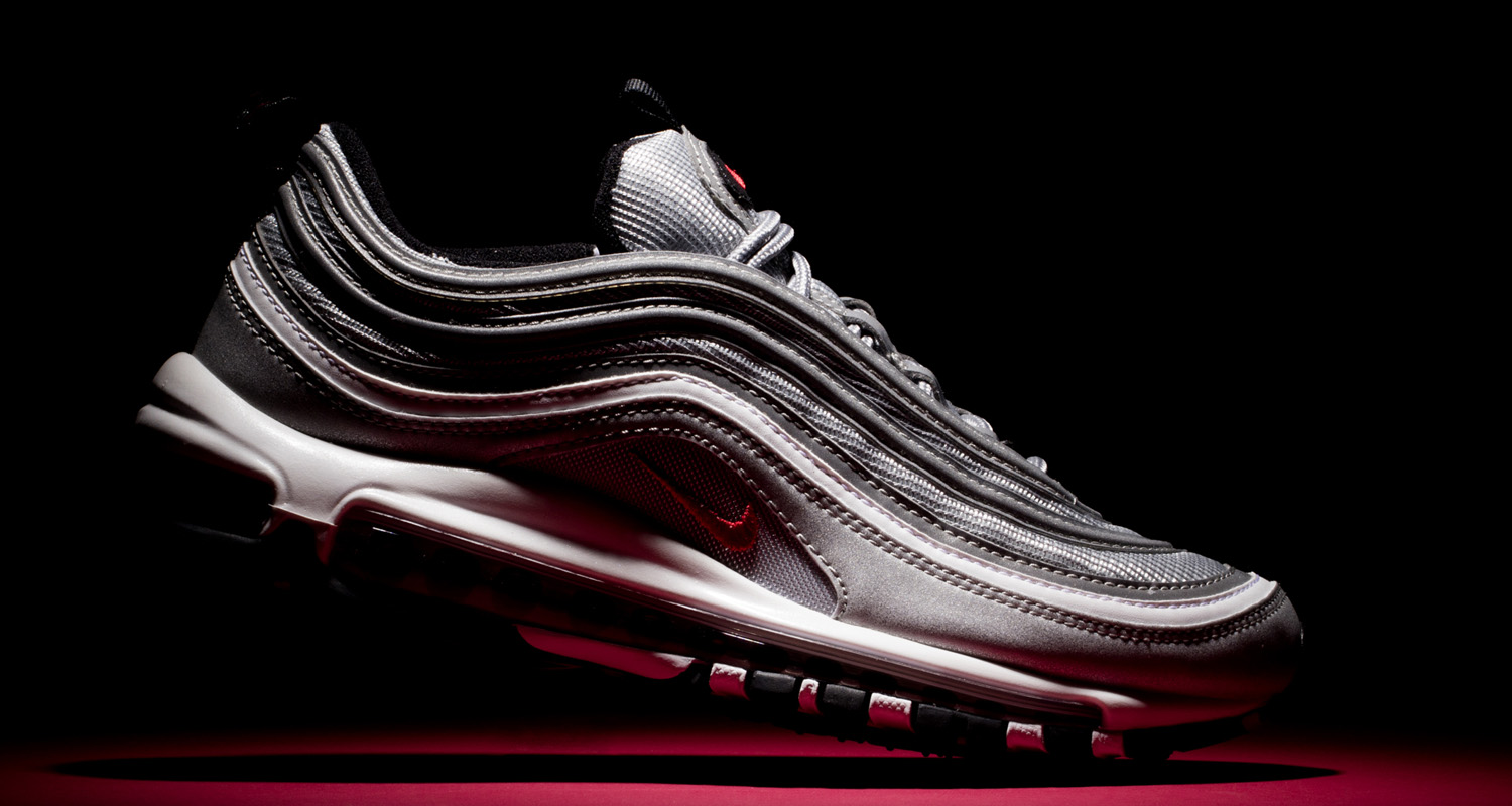 nike air max 97 silver bullet coming soon nice kicks. Black Bedroom Furniture Sets. Home Design Ideas