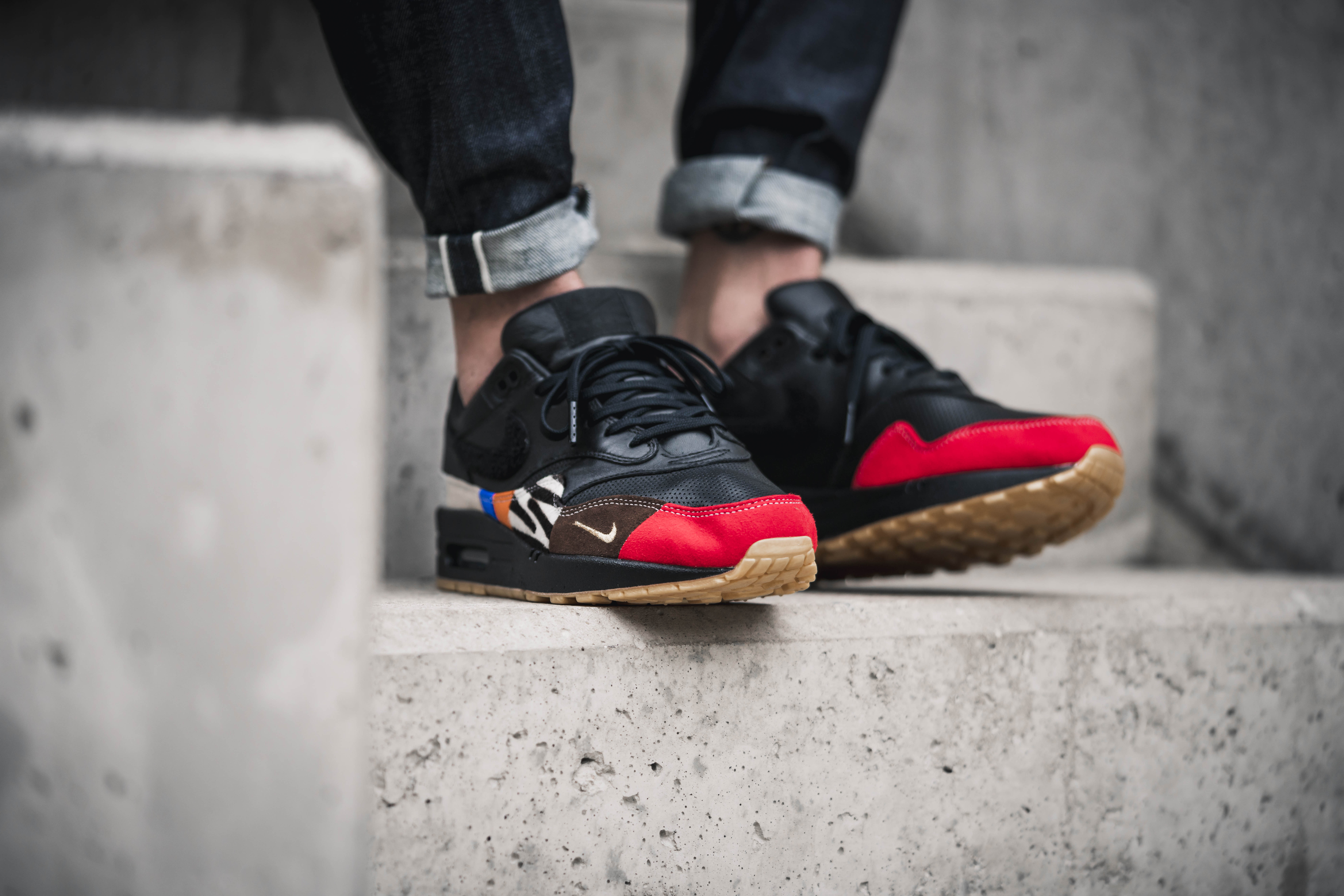 The Nike Air Max 1 Master Looks Even Better On Foot Nice Kicks