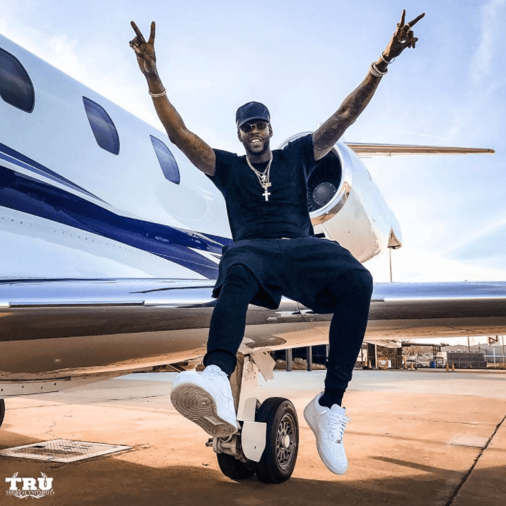 2 Chainz in the Nike Air Force 1 Low