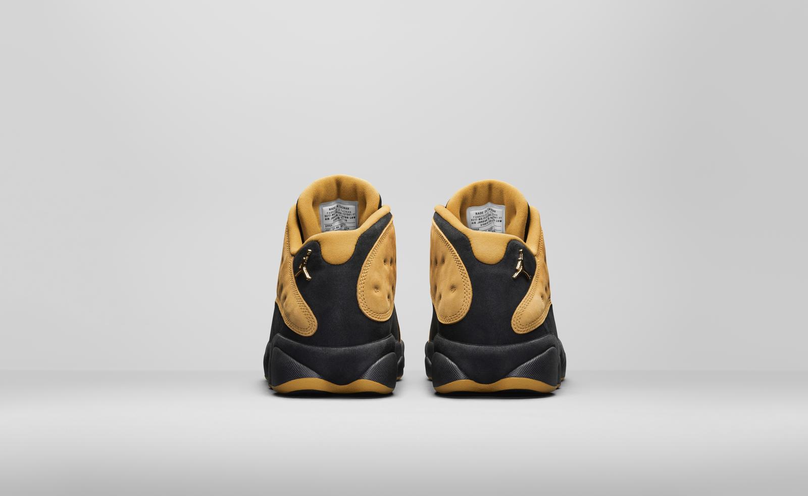 "Air Jordan 13 Low ""Chutney"""