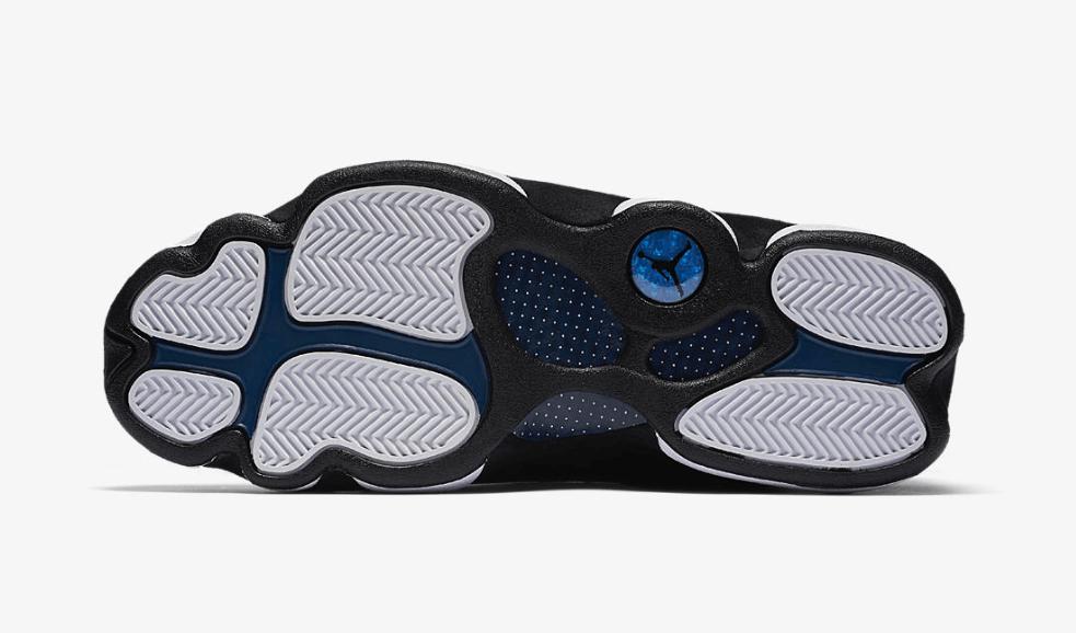 Air Jordan 13 Low 'Brave Blue'