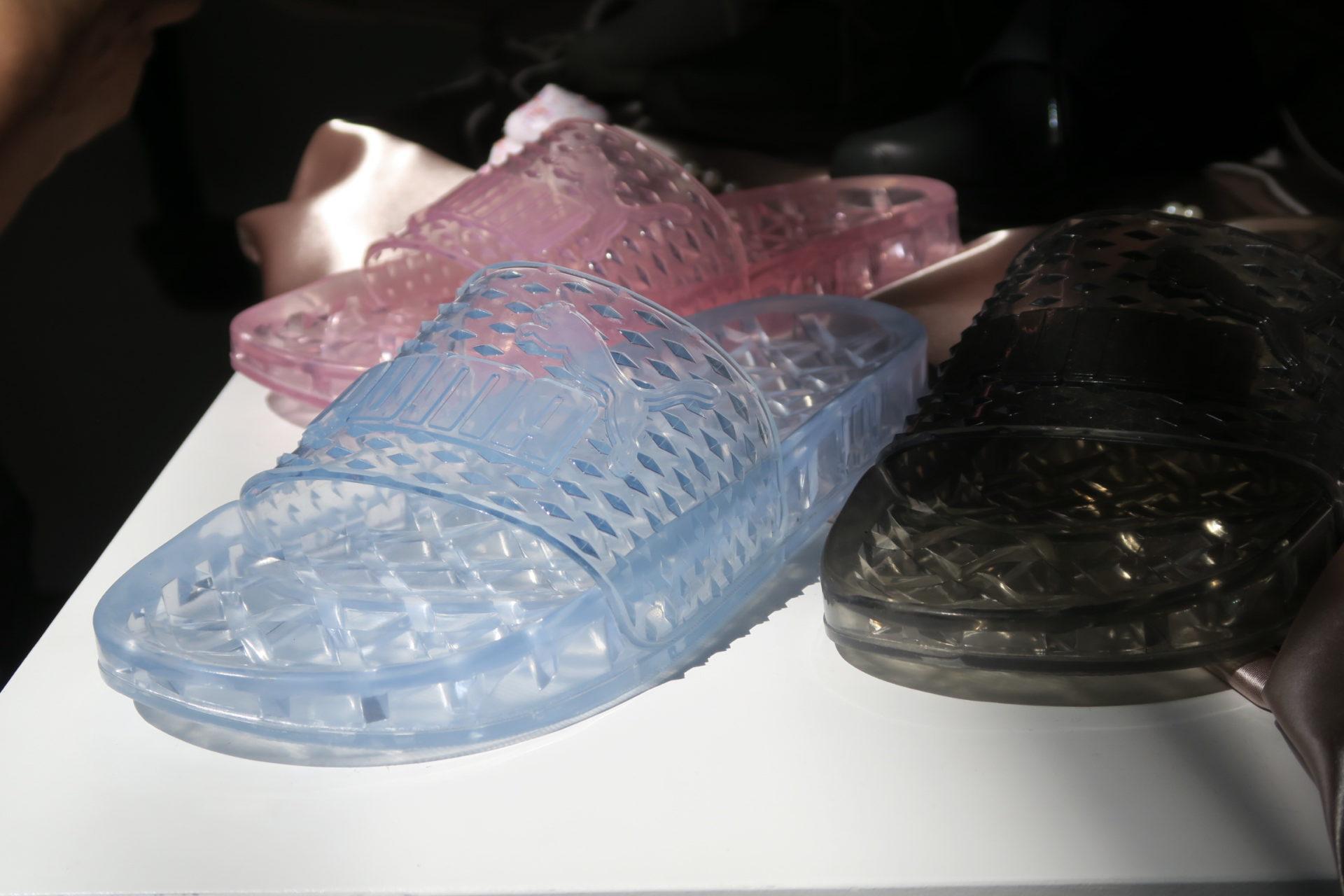 Rihanna x PUMA Fenty Jelly Slides