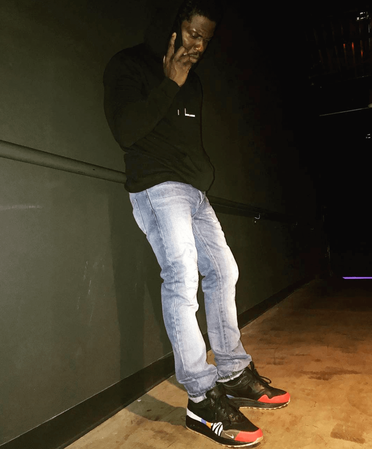 Kevin Hart in the Air Max 1 Master