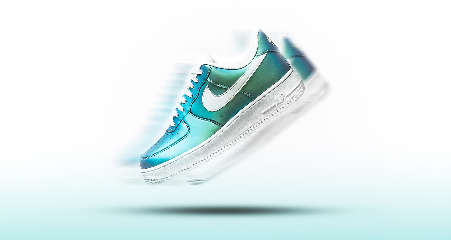 nike air force 1 low fresh mint arrives for summer. Black Bedroom Furniture Sets. Home Design Ideas