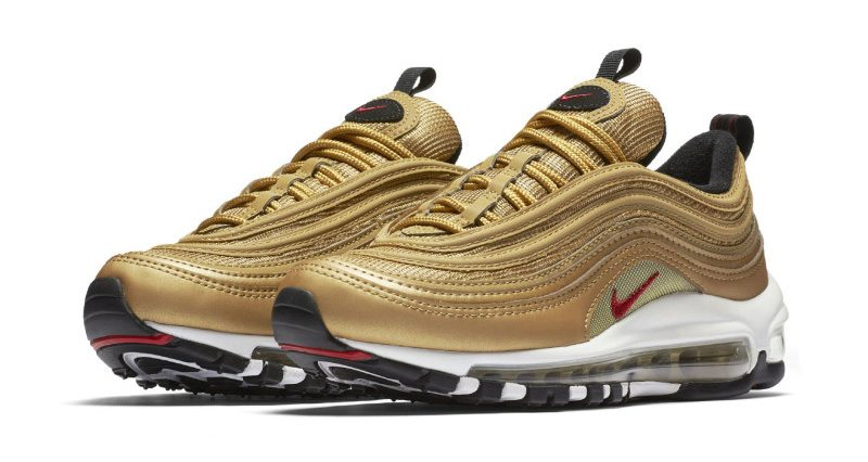 "Nike Air Max 97 ""Gold"""