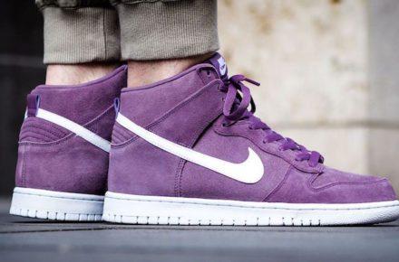 """Nike Dunk High """"Violet Dusk"""""""