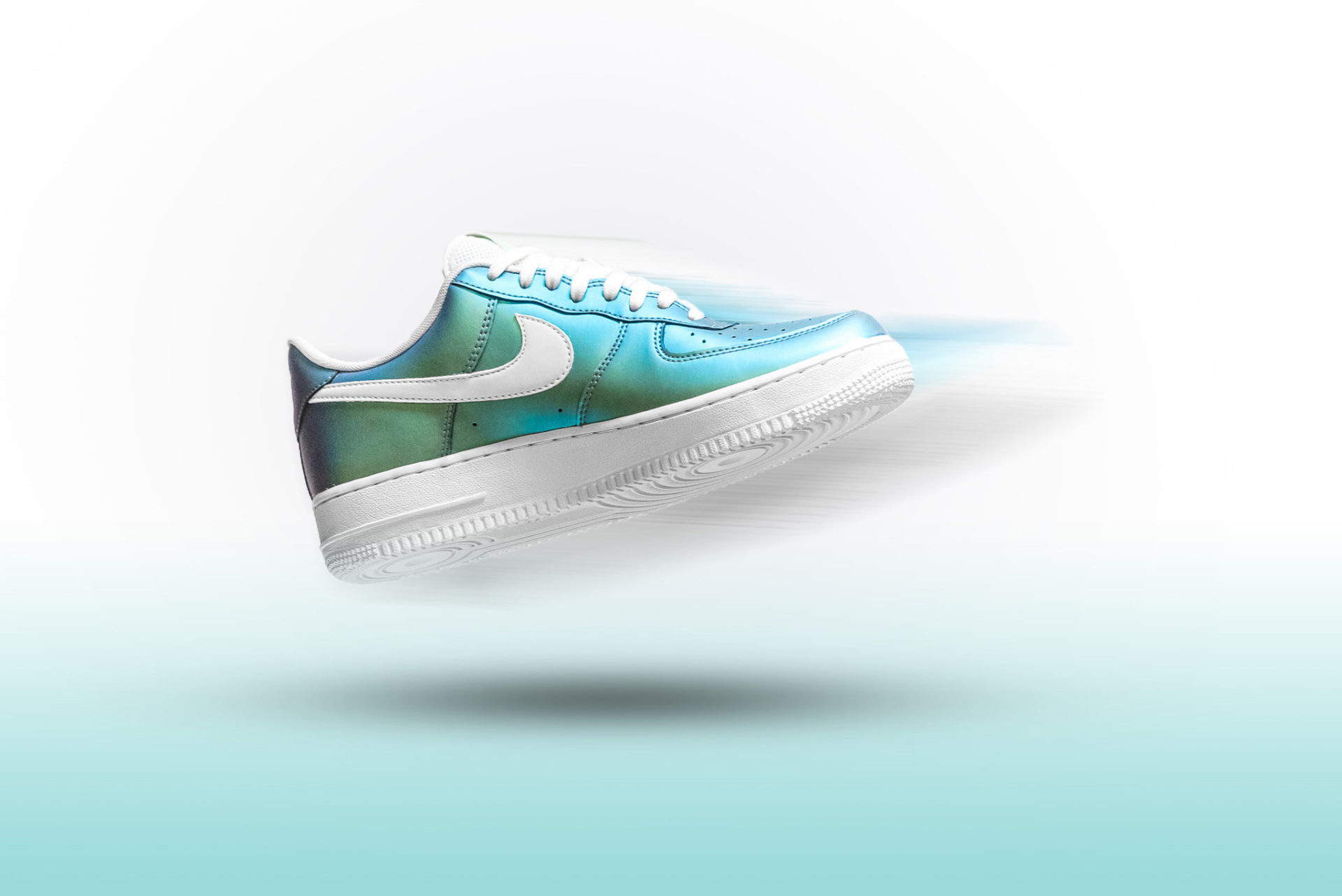 "Nike Air Force 1 Low ""Fresh Mint"""