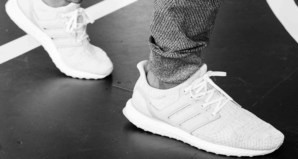 Reigning Champ x adidas Ultra Boost
