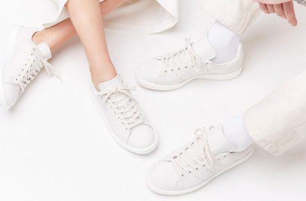 """SNS x adidas Originals """"Shades of White"""" V2 Pack"""