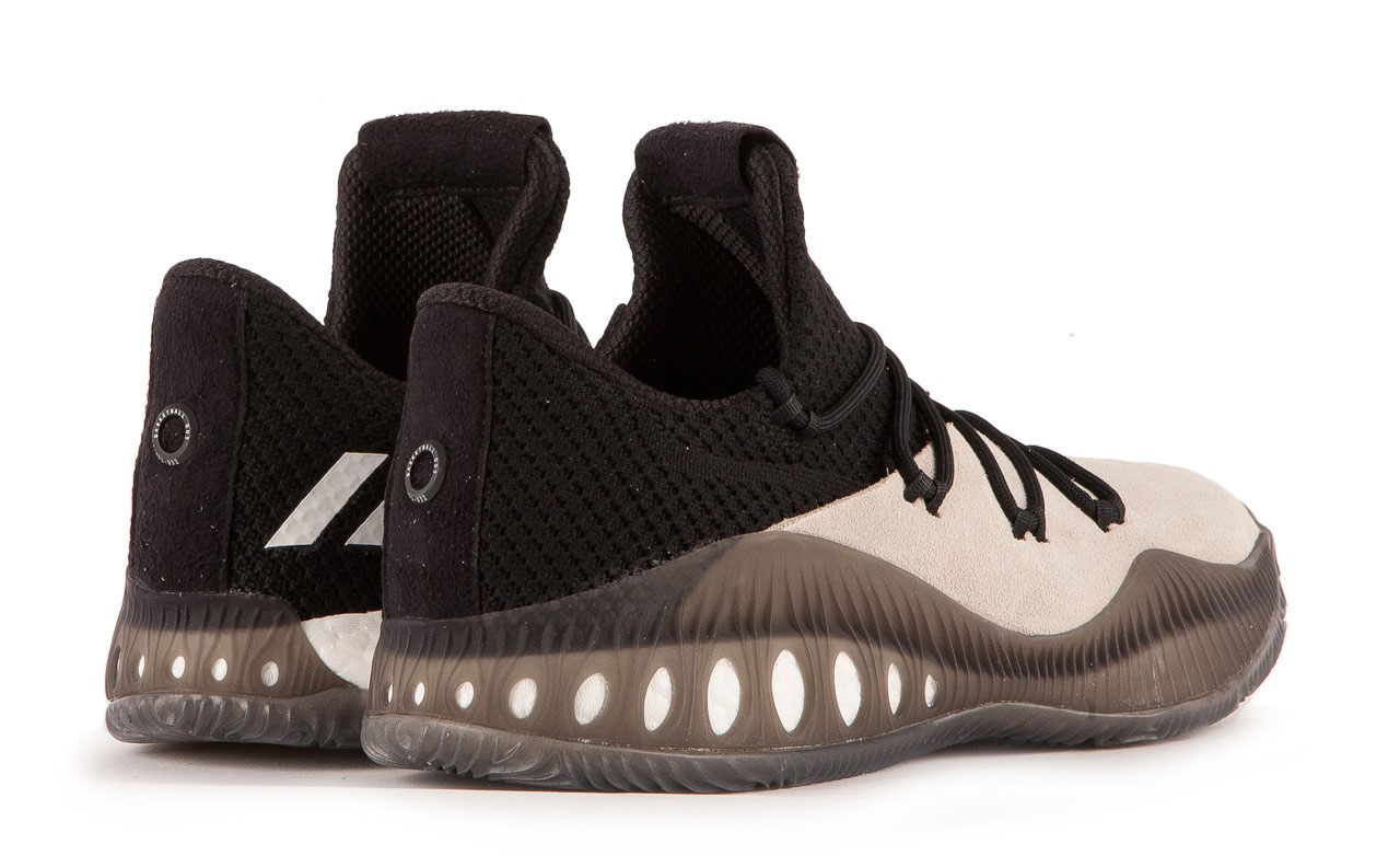 "adidas Consortium Crazy Explosive Low ""Clear Brown"""