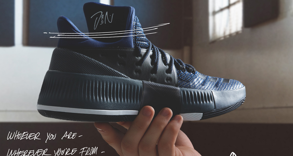 """adidas Dame 3 """"By Any Means"""""""