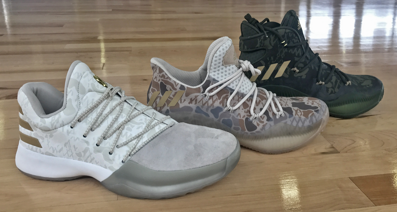 adidas Basketball Gauntlet PEs